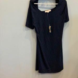 Loft Black dress  NWT